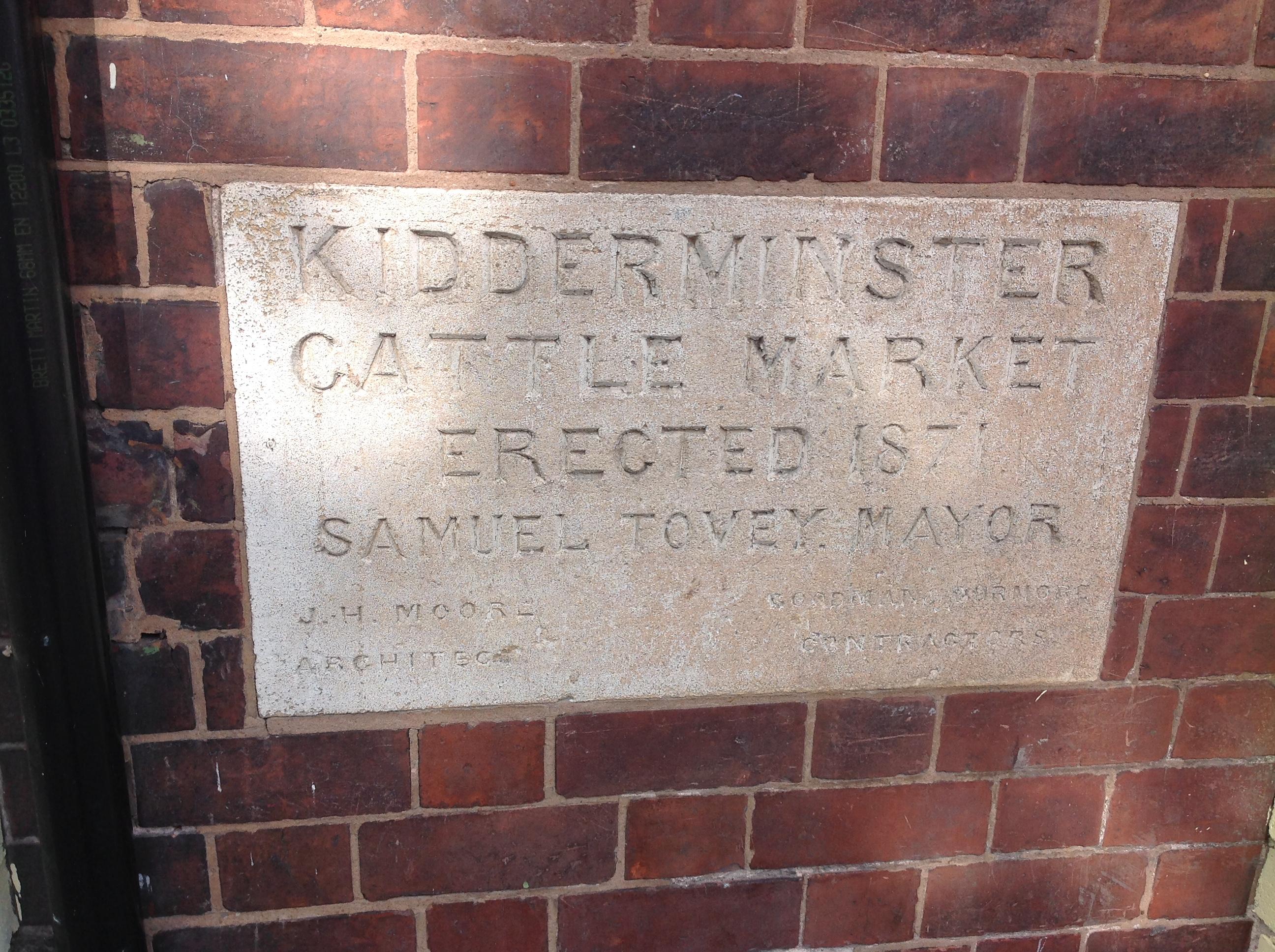 Cattle Market, New Road, Kidderminster, 15/08/2015