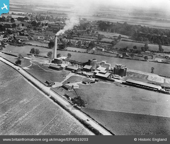 Epw019203 ENGLAND (1927). The Associated Portland Cement
