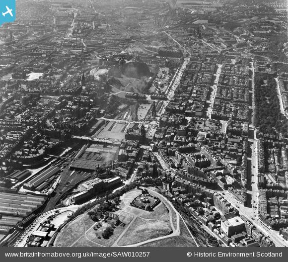 Image result for newtown edinnburgh 1947